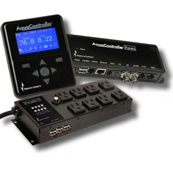 Neptune Apex Aquarium Classic Controller with Standard Grade pH Probe