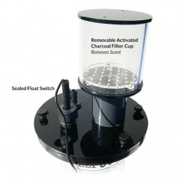 4in Waste Collector with Auto Shutoff & Delay Timer