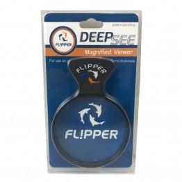 Flipper DeepSee Magnified Magnetic Aquarium Viewer 4in