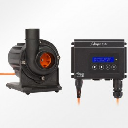 Abyzz A400 4,800 GPH Controllable DC Pump