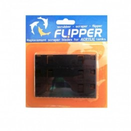 Flipper Replacement ABS Scraper Blades