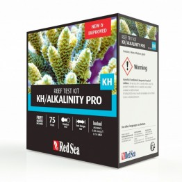 Red Sea Alkalinity Pro Test Kit - KH