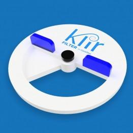 """Klir 4"""" Flow-Diverting Cap"""