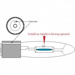 CoralVue 400w Mogul Base Single Ended Bulbs (14k)