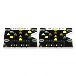 2 pcs main LED-Boards for Mitras LX 6000