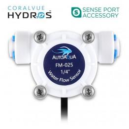 CoralVue HYDROS 1/4inch Flow Sensor